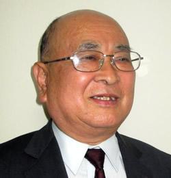 公益財団法人国際水泳殿堂・アジア 代表理事 舎人経昭